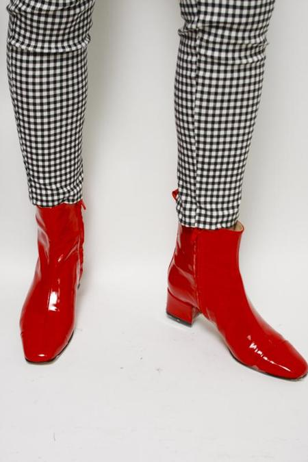 Carel Estime Boots - Rouge