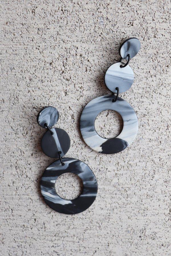 Little House Studio Co. Cleo Earrings