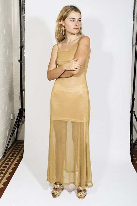 Lenni the Label Bendita Dress - Gold