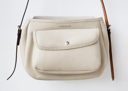 A Détacher Leigh Bag - Chalk