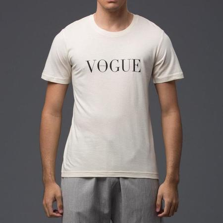 Palmiers Du Mal Vogue x Gowanus Graphic Tee - Off-White