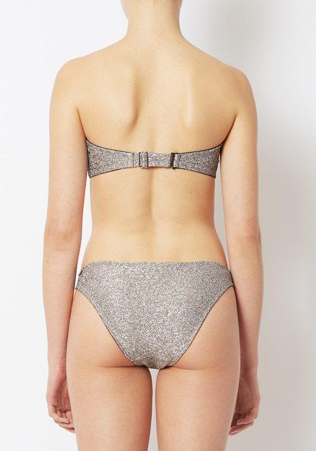 Prism Crushed Lurex Bikini