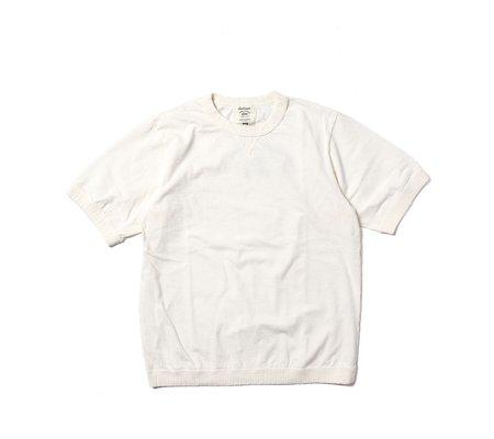 Jackman Rib T-Shirt - Ivory