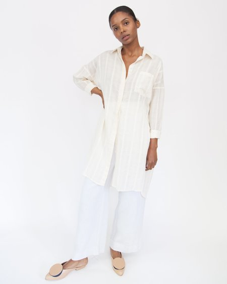 Esby SARA BUTTON DOWN - NATURAL