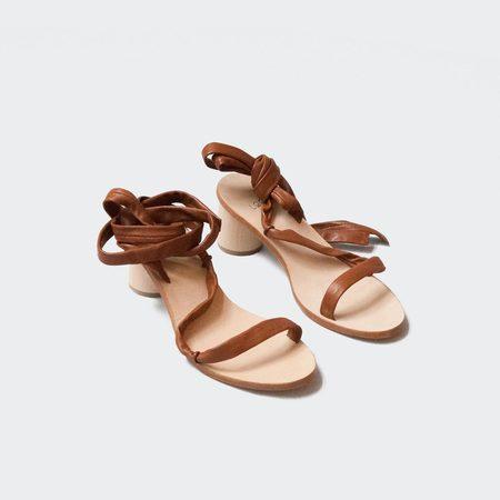 LOQ Pilar Sandals - Cuero