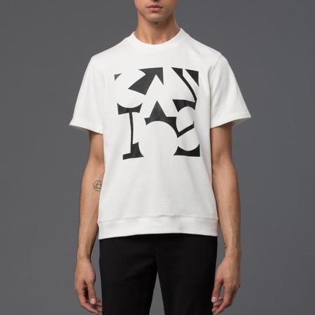 Carlos Campos Short Sleeve Logo Sweatshirt