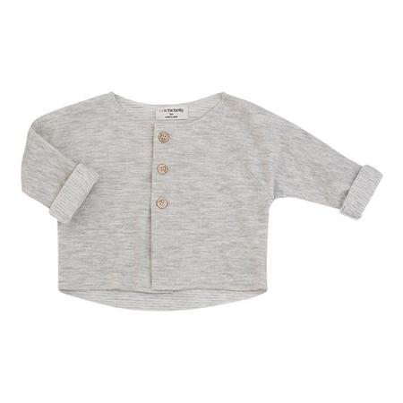 Kids 1+ In the Family Cristiana Jacket - Natural