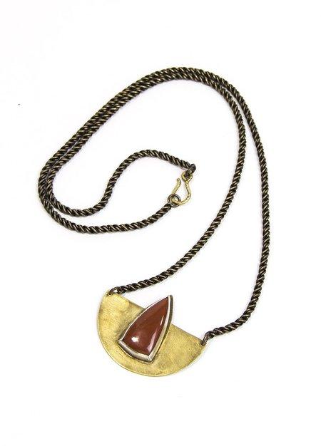 Laurel Hill Compass Necklace