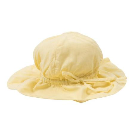 KIDS Bonton Baby Hat - Yellow