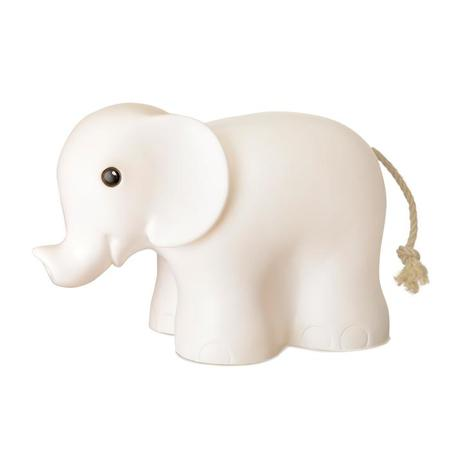 Kids Egmont Toys Elephant Nightlight Lamp - White
