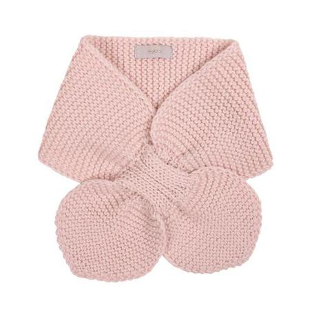 KIDS Makié Baby and Child Alpaca Neck Scarf - Pink