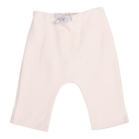 Kids Makié Flannel Pants - Cream