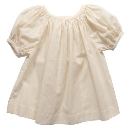 KIDS Makié Organic Cotton Blouse Lia - Natural