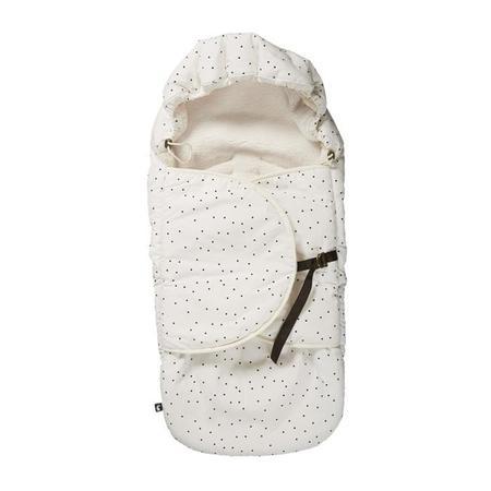 Kids Mies & Co Baby Sleeping Bag - Adorable Dots