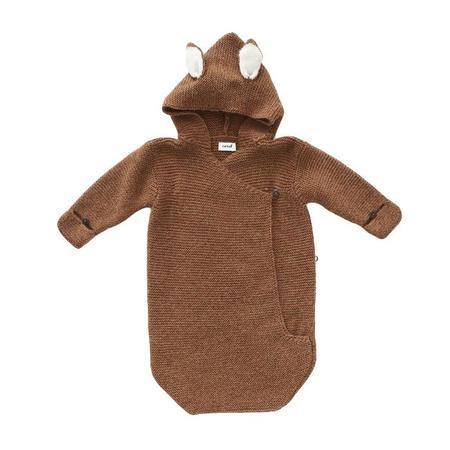 kids Oeuf NYC Bambi Wrap - Hazelnut