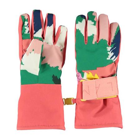 Kids Stella McCartney Shredder Girls Multicolour Ski Gloves - Multi