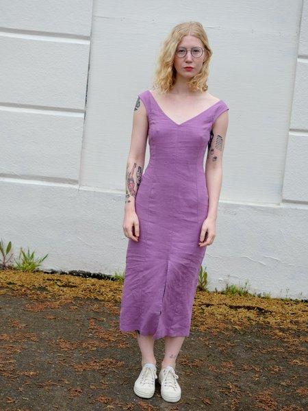 Paloma Wool NEFERTITI DRESS - Purple