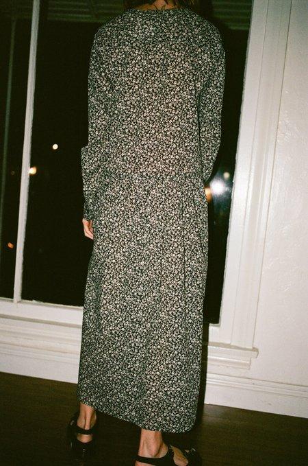 Hansel From Basel Nina Dress - Black Floral