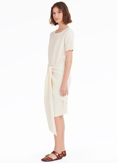 Atelier Delphine Lake Dress - Cream