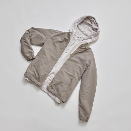 SUIT SUITAINABLE LAB Dr Sound jacket - DARK SAND