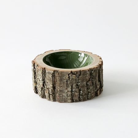 Loyal Loot Log Bowl - Olive