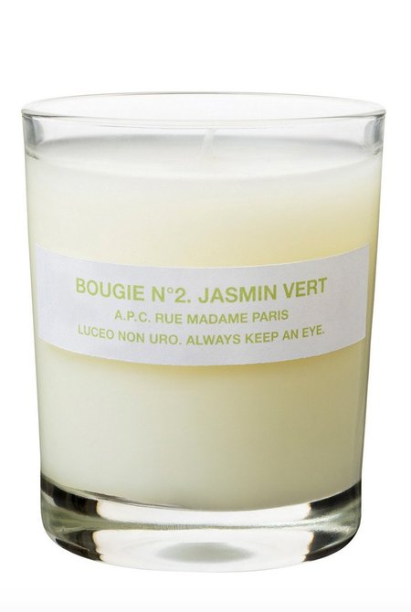 A.P.C. Scented Candle - Jasmine