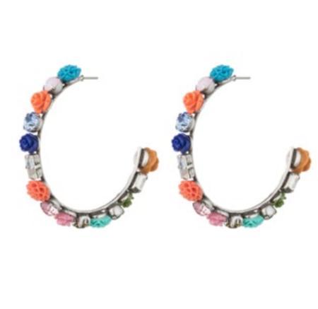 Dannijo Wonder Earrings - Multi