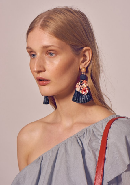 Lizzie Fortunato Dolce Vita Earrings - MULTI