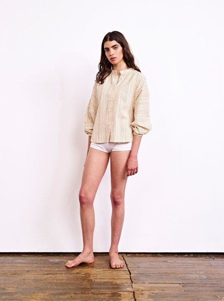 Ace & Jig Barrett Blouse in Canyon
