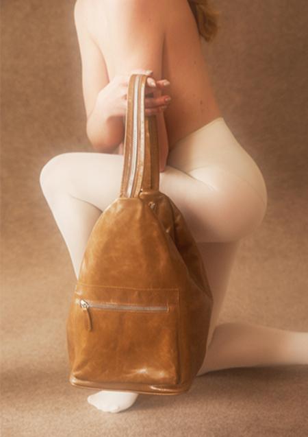 About Arianne Mila Canela Backpack - Caramel