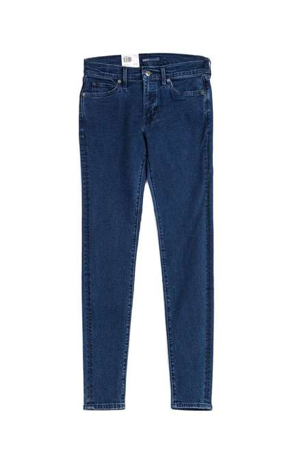Levi's Made and Crafted Empire Jeans - Inky Blue