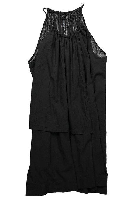 Uzi NYC River Dress - Black