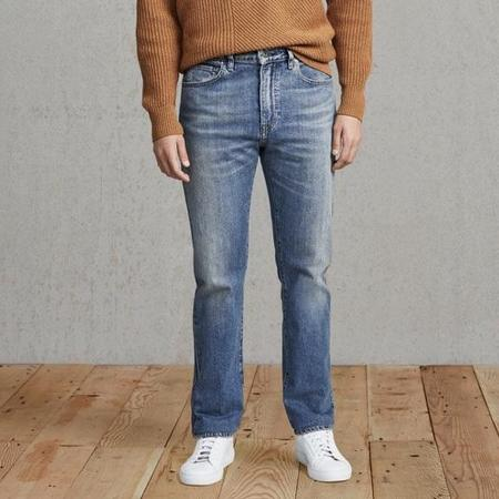 Levi's Made & Crafted Tack Slim Jean - Mikyo Wash