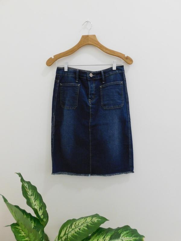 Velvet Heart Velia Fringe Skirt