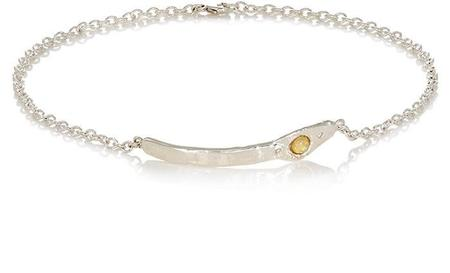 Ali Grace Opal Diamond Choker