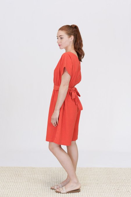 Ace Jig Jumpsuits In Orange Garmentory