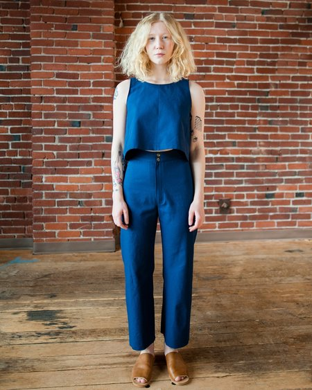 Marty Jean Millie High Waisted Wide Leg Pant