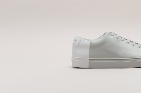 THEY New York Two-Tone Low - Grey/White
