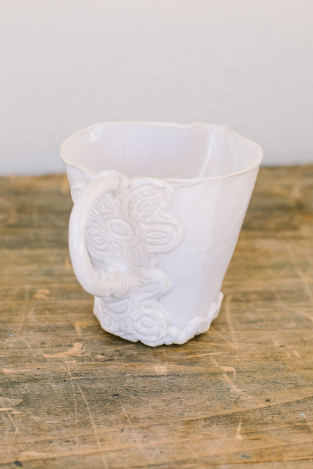 Irit Goldberg handmade ceramic pitcher