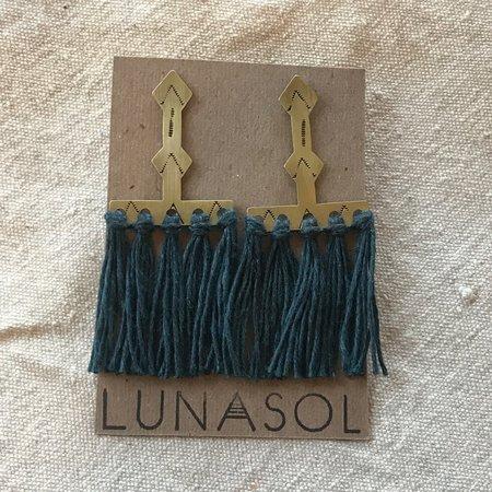 Luna Sol South Wind Earring W/ Tassels