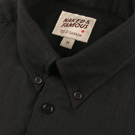 Naked & Famous Double Weave Gauze Shirt