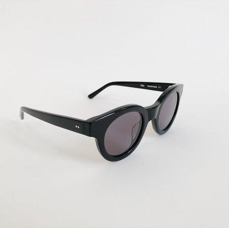 Unisex Sun Buddies Edie Sunglasses - Black