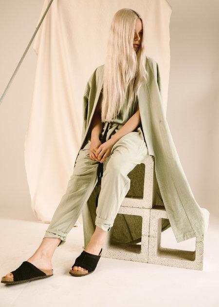 Unisex Seeker Kimono Coat