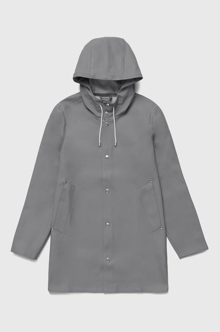 Stutterheim Stockholm Raincoat - Grey