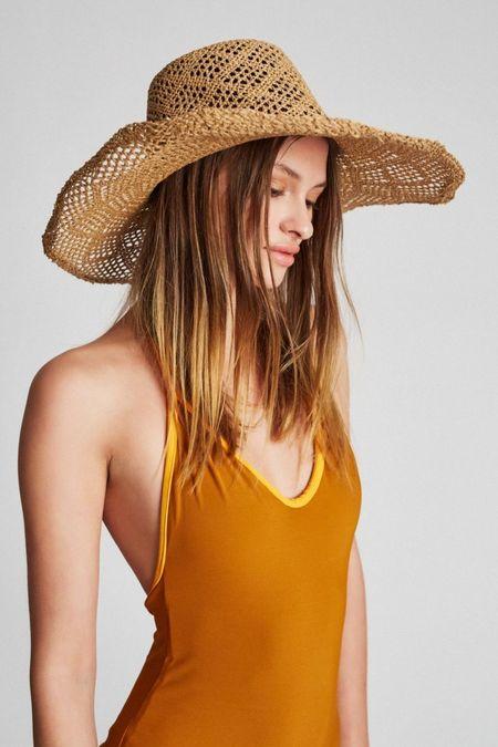 Brixton Meryl Hat  - Tan