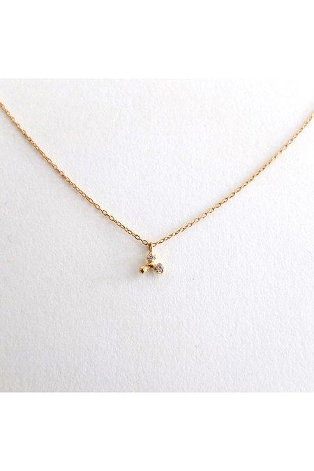 n + a Tiny Drop Necklace
