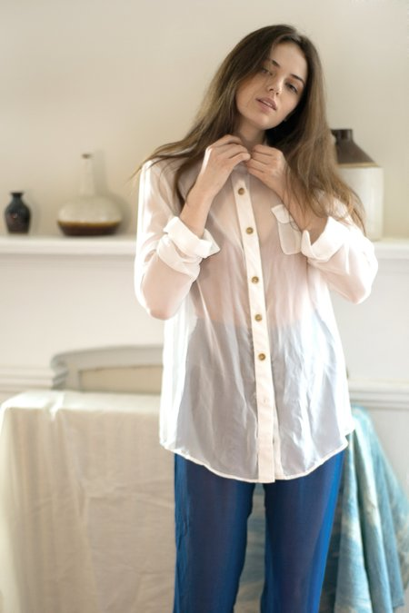 Colorant Wilden Blouse - Ivory