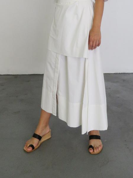 LOQ CADIZ Wedge sandal - NEGRO