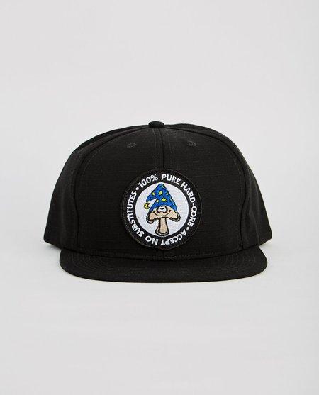 Rent Party Pure Hardcore Hat - Black