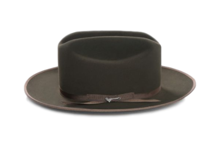 STETSON Open Road Royal Deluxe Hat - Sage